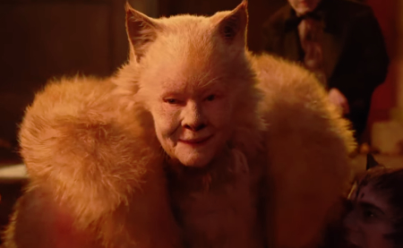Cats (film review: Robbie Collin's take).