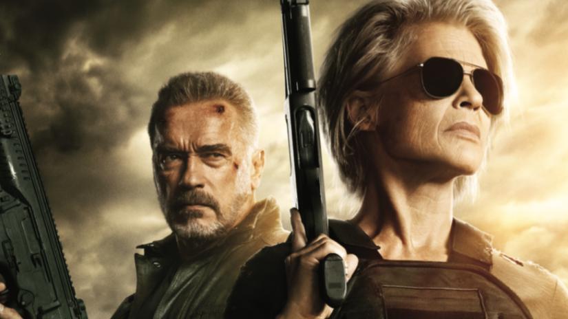 Terminator: Dark Fate (final trailer).