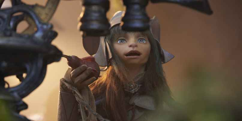 Dark Crystal Age of Resistance (2nd Netflix trailer: Comic-Con, don't you know).