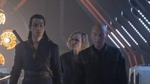Star Trek Picard: series premiere review.