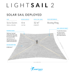 LightSail 2 goes a-solar-sailing (space news).