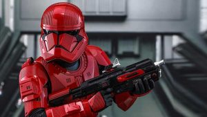 Star Wars: how the Stormtrooper evolved (documentary).