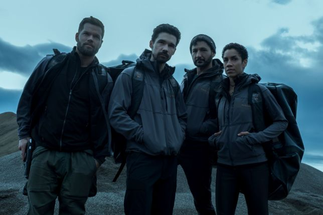 The Expanse: complete series review (video).