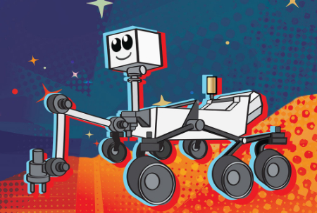 Students asked by NASA to name new Mars Rover ... what could possibly go wrong?