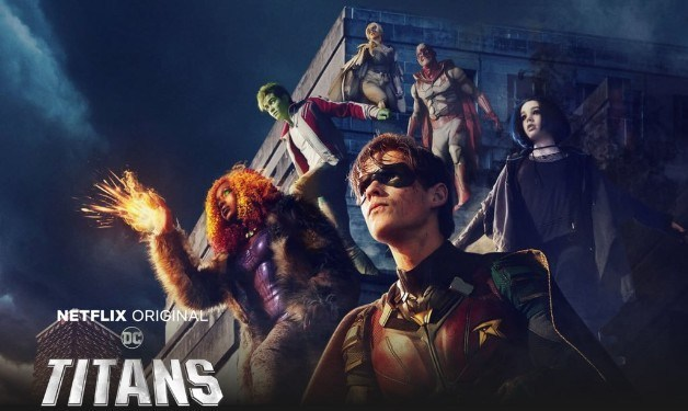 Teen Titans (second season trailer).