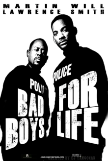 Bad Boys for Life (cri-fi movie trailer).