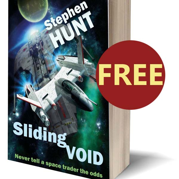 Free copy of Sliding Void