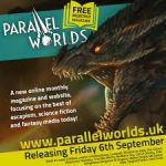Parallel Worlds, issue #1 (e-mag review).