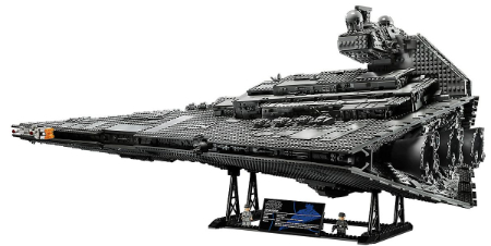 Imperial Star Destroyer Lego Ultimate Collector set: $699 of Imperial evil?