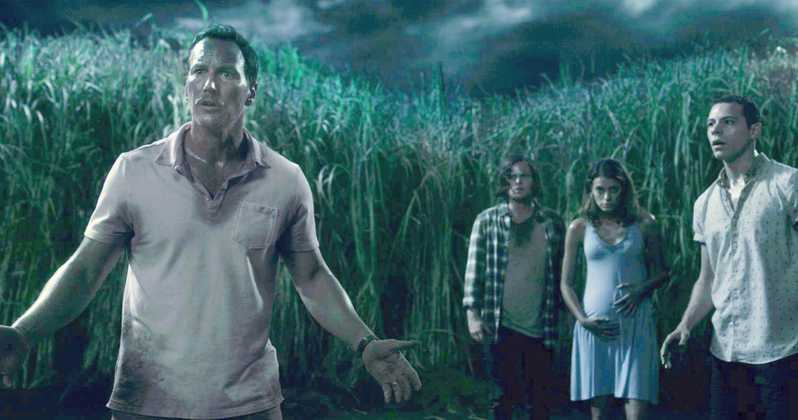 Stephen King and Joe Hill seed some horror for Netflix in, 'In The Tall Grass' (trailer).