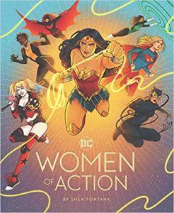 DCWomenOfAction