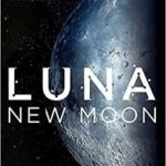 Luna: New Moon (book 1) by Ian McDonald (book review).