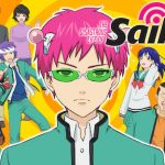 The Disastrous Life of Saiki K.: Reawakened (Netflix anime: trailer).