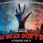 The Dead Don't Die (a film review by: Mark Leeper).