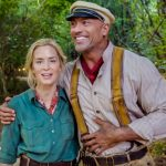 Jungle Cruise (fantasy movie trailer: Indiana Jones meets The African Queen).