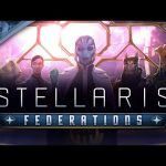 Stellaris: science fiction computer strategy game adds diplomacy expansion & silicon races (news).