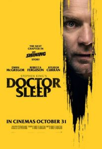 Stephen King's Doctor Sleep (horror film: feature trailer).
