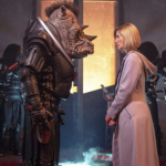 Dr Who season 12 goes back to scifi and classic monsters (trailer).