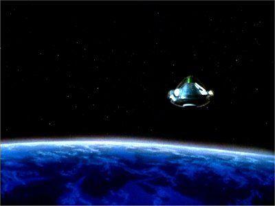 Arctic UFO shock