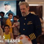 Avenue 5: new HBO scifi TV series (Love Boat in space?) (trailer).