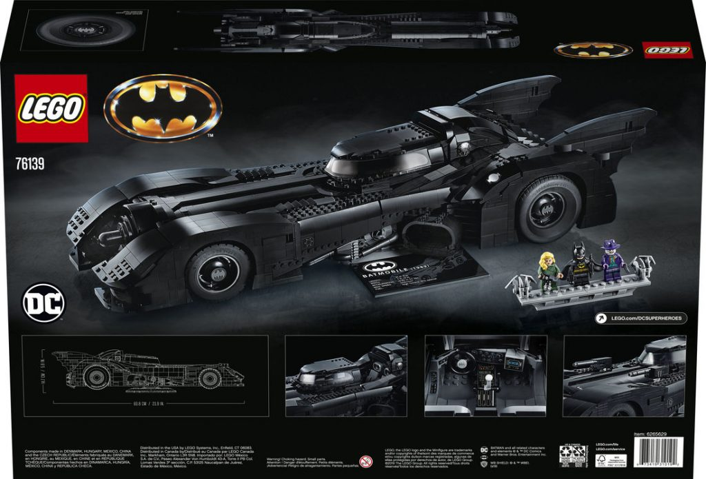 Batman's Batmobile (documentary: video).