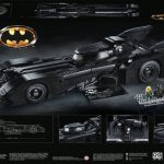 Lego Batman Batmobile, just in time for the film's 30th anniversary.