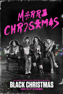 Black Christmas: horror film review by Mark Kermode