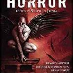 The Mammoth Book Of Best New Horror 21 edited by Stephen Jones (book review).