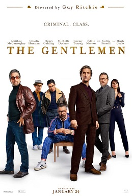 The Gentlemen (cri-fi film review: by Mark Kermode)