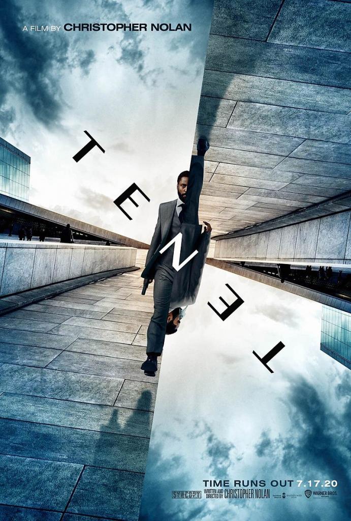 Tenet (a scifi film review by Mark Kermode).