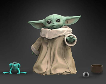 Baby Yoda range coming from Hasbro