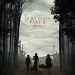 A Quiet Place II (scifi horror movie: trailer).