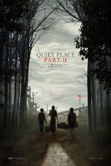 A Quiet Place II (scifi horror movie: trailer)
