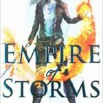 Empire Of Storms (Throne Of Glass book 5) by Sarah J Maas (book review).