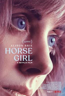 Horse Girl (Netflix alien abduction movie)