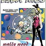 Lunar Tunes by Wally Wood (graphic novel review).