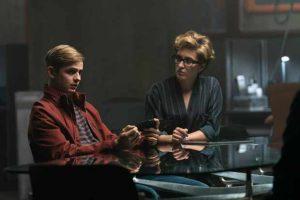 Alex Rider (2020) (Spy-fy movie trailer).