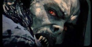 Marvel's Morbius (trailer: superhero movie)