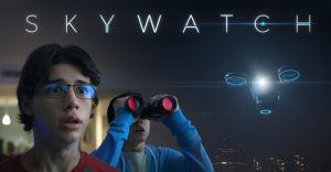 Skywatch (scifi short)