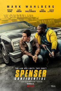 Spenser Confidential (Netflix crifi movie: trailer)