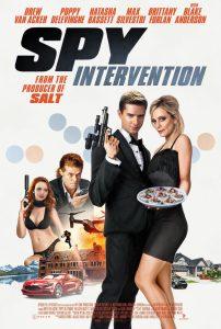 Spy Intervention (spy-fy comedy movie: think True Lies meets Family Guy)