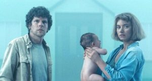 Vivarium: Jesse Eisenberg and Imogen Poots (interview).