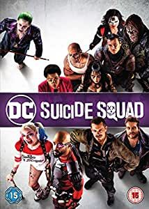 Suicide Squad (2016) (DVD film review).