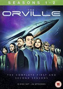 TheOrvilleS1-2DVD