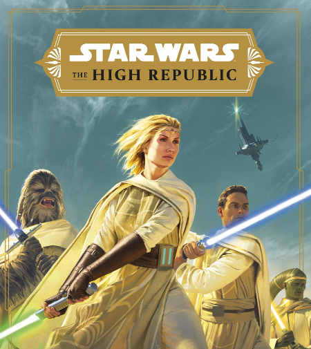 Star Wars The High Republic launched by Disney (news).