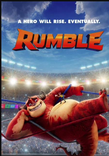 Rumble (animated monster movie).