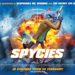 Spycies (animated spy-fy movie, review by Mark Kermode).