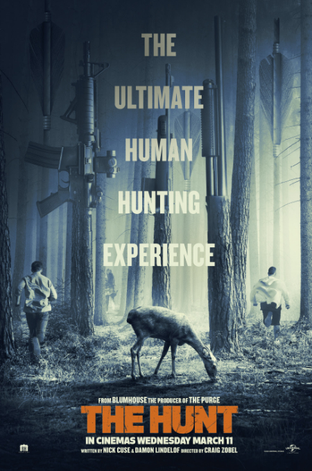 The Hunt (dark scifi movie: reviewed by Mark Kermode).