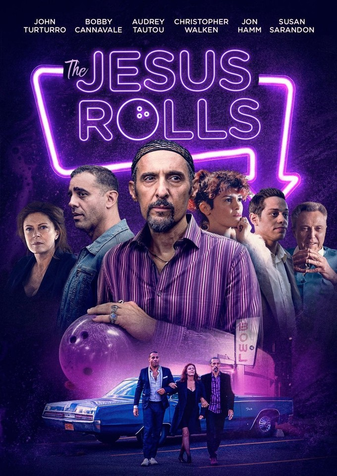 The Jesus Rolls (cri-fi movie trailer: Big Lebowski spin-off).