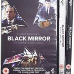 Black Mirror: Series 1, 2 & Christmas Special boxset (TV series DVD review).